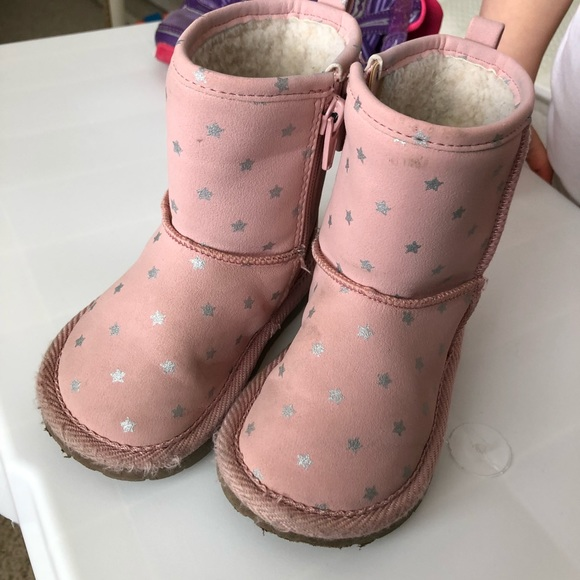 GAP Shoes   Gap Toddler Girl Boots Size